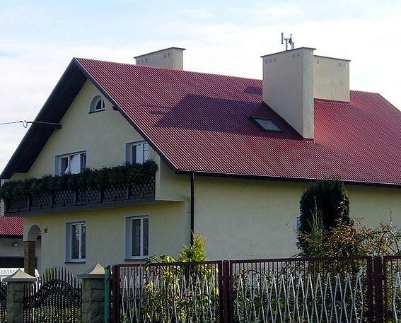 купить профнастил Симферополь для крыши и забора